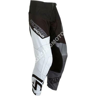 Pantaloni Pants Uomo Moto Cross Enduro Trial Quad Moose Racing Qualifier Grig...