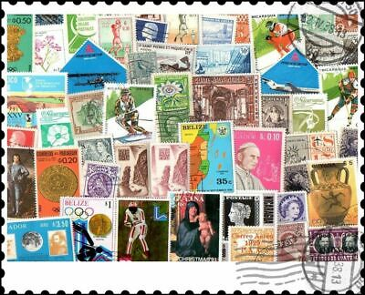 Americas American Continent : 1000 Different Stamps Collection