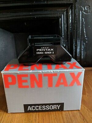 Asahi Pentax Accessory Stereo Viewer Ii Boxed