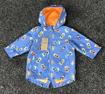 Mothercare Baby Boys Summer Jacket Coat Age 3-6 Months New With Tags