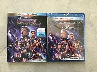 Avengers: Endgame (Blu-ray + Digital, Bilingual)
