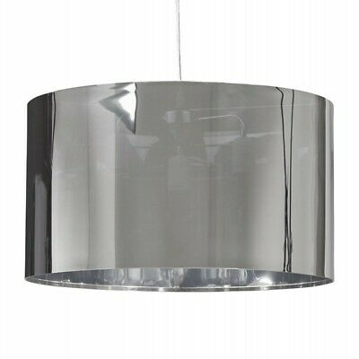 "Paris Prix - Lampe Suspension ""kadin"" Chrome"