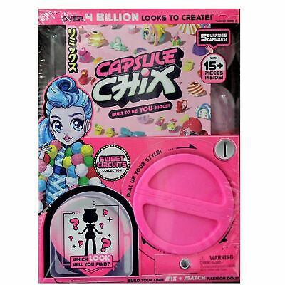 Capsule Chix Single Pack S1 - Sweet Circuits Collection