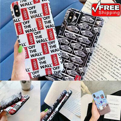 Fashion Trends Pattern Shockproof Ultrathin Nonslip PC Phone Case For iPhone Lot
