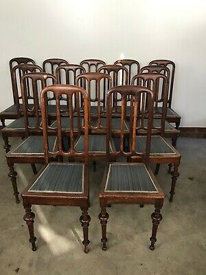 Antique Dining Chairs (14)