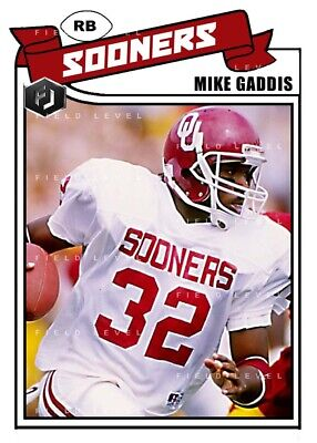 ACEO QUENTIN GRIFFIN OKLAHOMA SOONERS CUSTOM HAND MADE ART CARD