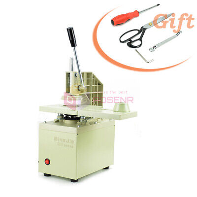 New Electric Curtain Eyelet Punch Machine Punching Equipment