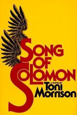 Song of Solomon by Toni Morrison (1977, Hardcover)