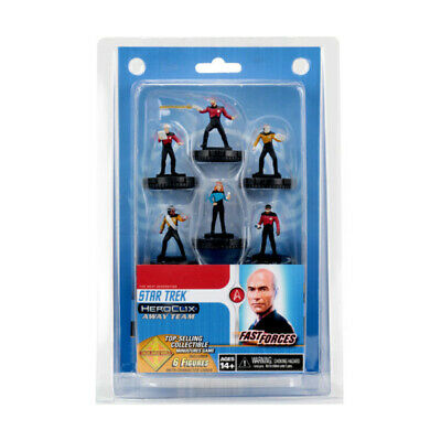 Star Trek HeroClix Away Team: The Next Generation - Fast Forces (2019)