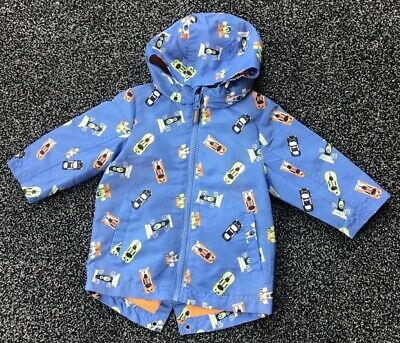 Mothercare Baby Boys Summer Jacket Coat Age 3-6 Months New With Out Tags