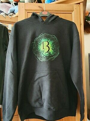 Alton Towers 13 Hoody Size S