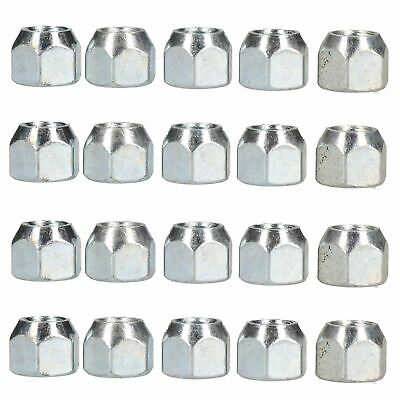 M12 Conical Wheel Nuts Pack of 20 for Trailer Caravan Suspension Hubs