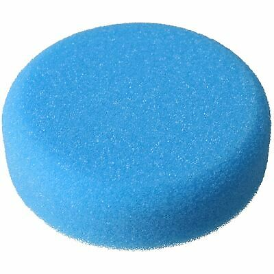 "75mm 3"" Medium Hook and Loop Polishing Sponge Mop For Sanders Polishers"