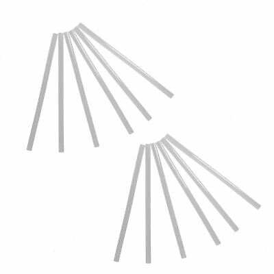 Extra Long Jumbo Hot Melt Glue Gun Sticks 12pk (11mm x 250mm) Craft Hobby DIY