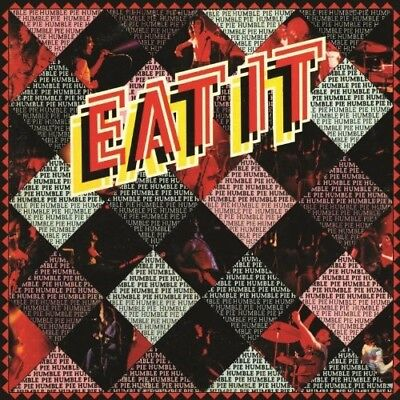 Humble Pie Eat It Remastered CD NEW