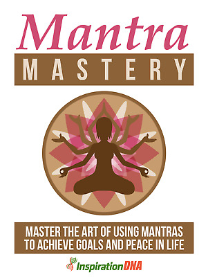 Mantra Mastery Ebook with Full Master Resell Rights | PDF | MRR | Ebooks