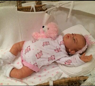 Realistic reborn baby doll sofia lifelike newborn request a Boy/Girl