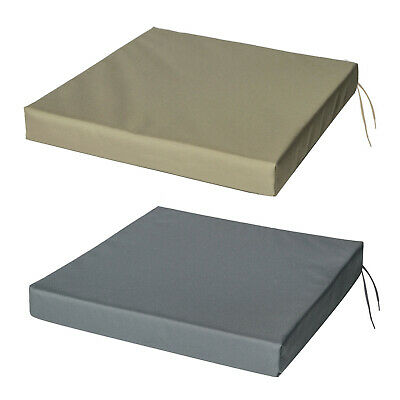 Patio Chair Cushions with Seat Ties, Indoor and Outdoor Furniture Seating
