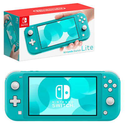 Nintendo Switch Lite Turquoise Console NEW PREORDER 20/9