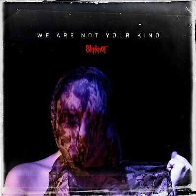 SLIPKNOT We Are Not Your Kind DIGITAL FORMAT ALBUM NOT A CD