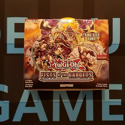 Fists of the Gadgets - YuGiOh! - Choose Your Cards- 1st Edition - 50% Off 4+