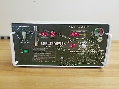 Wisap OP-PNEU Electronic Endoscopic Insufflator