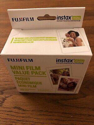 fujifilm Instax Mini Film Value Pack (4 Packs ONLY)