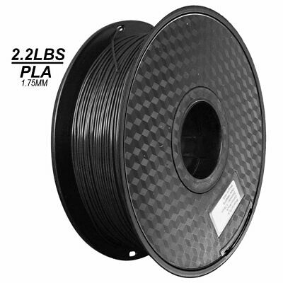 1.75mm 3D Printer Filament PLA 350 Meters Drum Roll Stretchy & Flowable UK