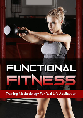 Functional Fitness Ebook with Full Master Resell Rights | MRR | PDF | Ebooks