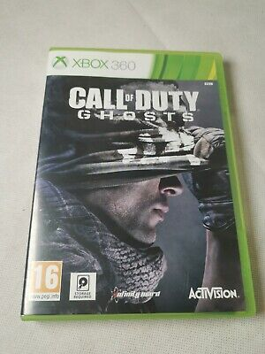 XBOX 360 - Call of Duty Ghosts (COD) **New & Sealed