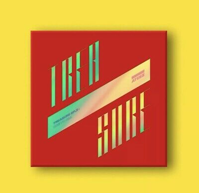 ATEEZ: TREASURE EP.3 Unsealed Full Package, Illusion version (KQ) K-POP