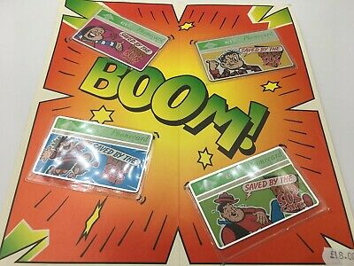 Beano Dandy Sos Cards Collectors Pack Bt Phonecards