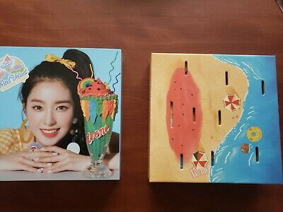 Red Velvet Summer Magic Limited Edition (Irene Ver.) w/ photocards