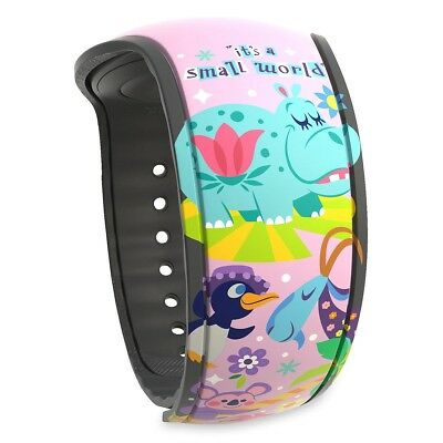 Disney It's A Small World Limited Release Magicband 2 Magic Band 2 Goodbye - NEW