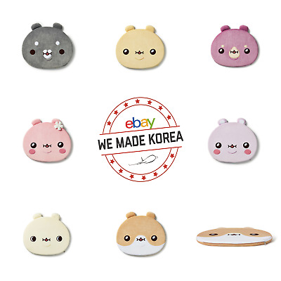 TWOTUCKGOM MONSTA X Face Sitting Mat Cushion 7types Official K-POP Authentic MD