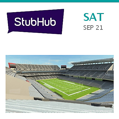 Auburn Tigers at Texas A&M Aggies Football Tickets - College Station