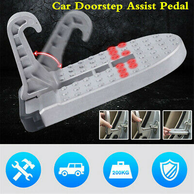 Rooftop iStep New 2019 Door Step Roof Rack Assistance Easy Acess For Car SUV UK