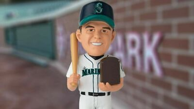 EDGAR MARTINEZ 2019 HALL OF FAME HoF BOBBLEHEAD SEATTLE MARINERS SGA 8/9/19