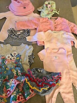 BABY BUNDLE COUNTRY ROAD and other brands 10 PIECES MIXED ITEMS