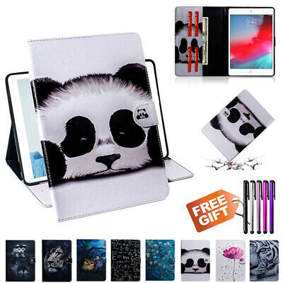 PU Leather Stand Case Shockproof Card Cover For iPad Mini 1 2 3 4 5 Pro 11.0
