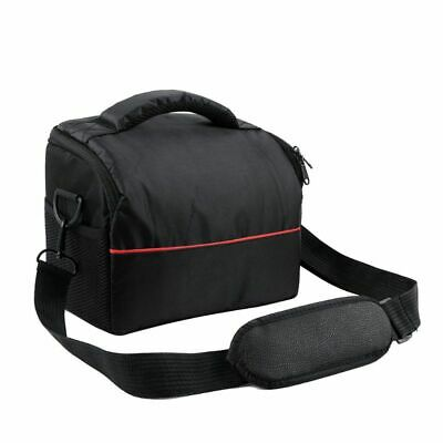 Waterproof Nylon Camera Shoulder Bag Carrying Case for Canon EOS