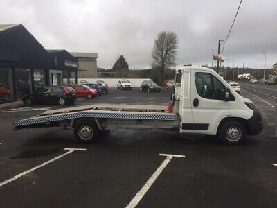 2015 Peugeot Boxer 335 L3 HDI Recovery Truck / Car Transporter