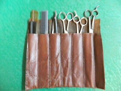 Vintage Cut Throat Razor Bengall Other Barbers Items.