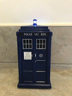Doctor Who Tardis - 9 Inch Model - Mint Condition! No Box
