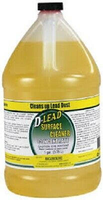 D-Lead® Surface Cleaner Concentrate (1 CASE OF 4) 1-Gallon Container #330PD-4