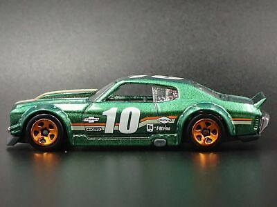 1970 Chevy Chevrolet Chevelle Ss Rare 1:64 Scale Diorama Diecast Modèle Voiture