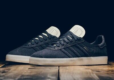 ADIDAS ORIGINALS GAZELLE Crafted Charles Stead LE Navy BW1250 Men's Size 8 $250