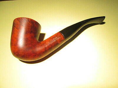 3) VINTAGE USED Briar Tobacco Pipes Yellow Pug Riviera Dr