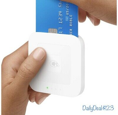 Square Contactless And Chip Reader, Square Reader For iOS & Android, Ships Fast!