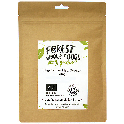 Maca Ecológica Polvo - Forest Whole Foods